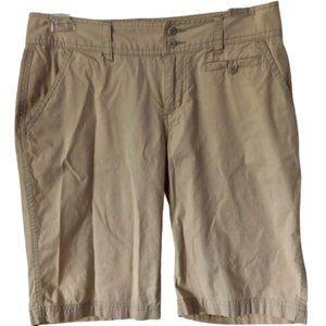 Columbia 5-pocket cotton shorts Sand  8